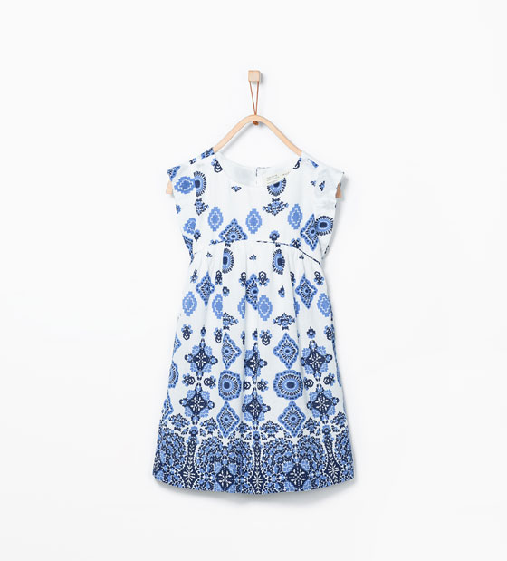 Дитячі сукні ZARA